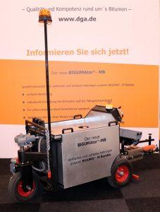 Neue Verarbeitungsmaschine der dga-Gruppe